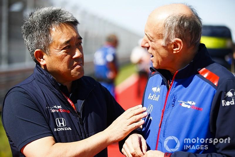 Honda, 2019'da geri dönüşünden sonraki ilk zaferini istiyor
