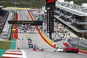 F1: ecco gli orari TV di RSI, Sky e Canal+ del weekend del GP di Austin