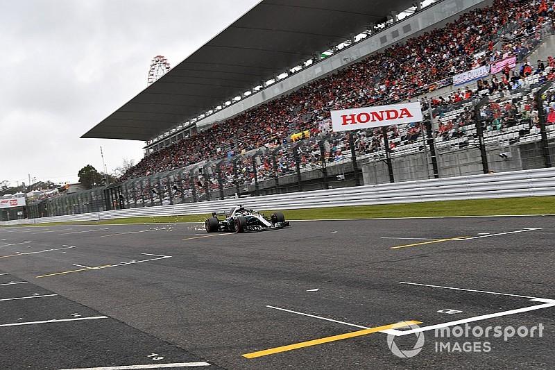 Відео: найкраще коло Хемілтона в кваліфікації Гран Прі Японії