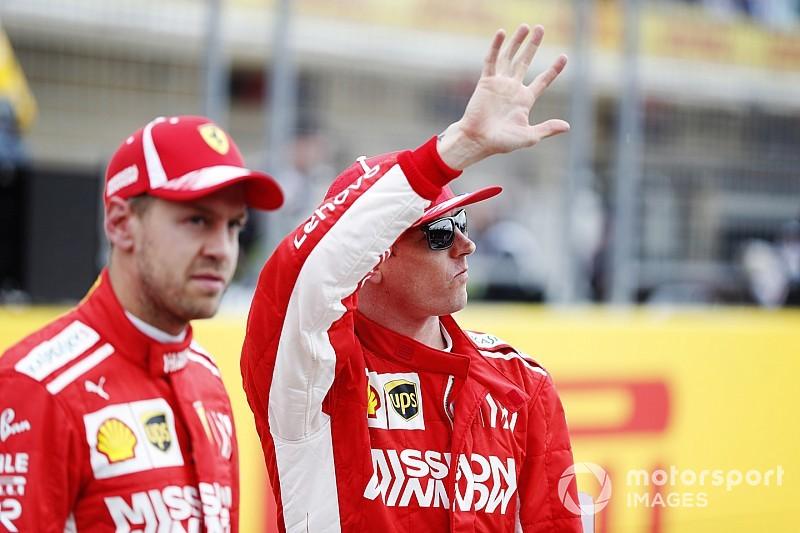 Räikkönen jó esélyt lát a győzelemre az Amerikai Nagydíjon