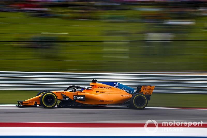 """Alonso: """"A ver si en carrera podemos estar cerca de los puntos"""""""