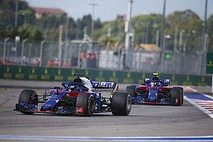 Toro Rosso geeft verklaring voor dubbele opgave in GP van Rusland