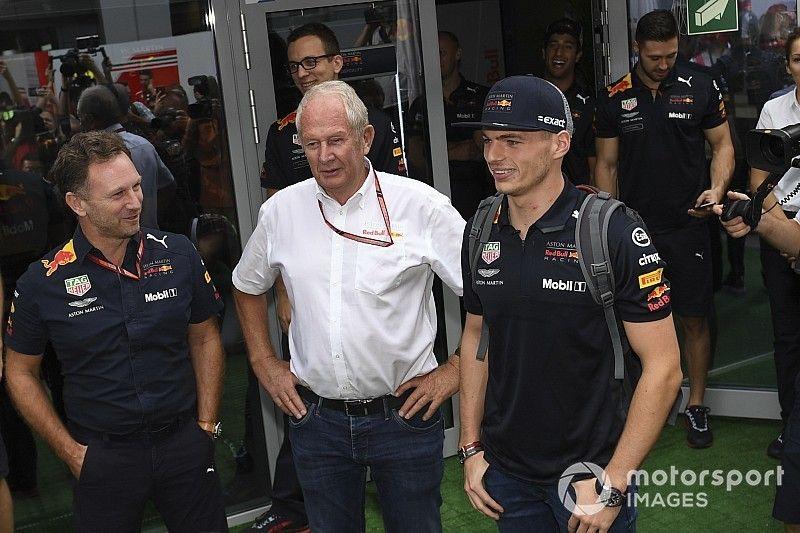 A Red Bull boldog, hogy a Honda egy olyan motorgyártó, akik megfelelnek számukra