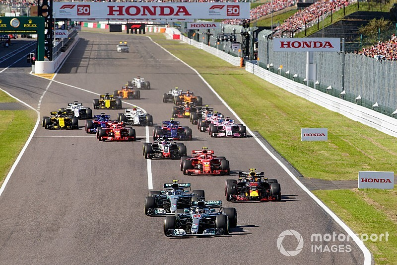 Top 10: Fórmula 1 Japão 2018
