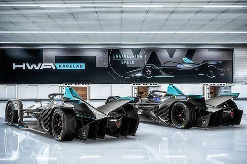 Fotogallery: la livrea del nuovo team HWA Racelab