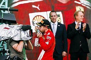"""Vettel: """"Nehéz volt lenyelnem a Mexikói Nagydíjon történteket"""""""
