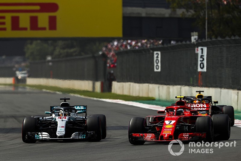 """Räikkönen: """"Teljesen mindegy, hogyan nyerte meg Hamilton a bajnokságot"""""""