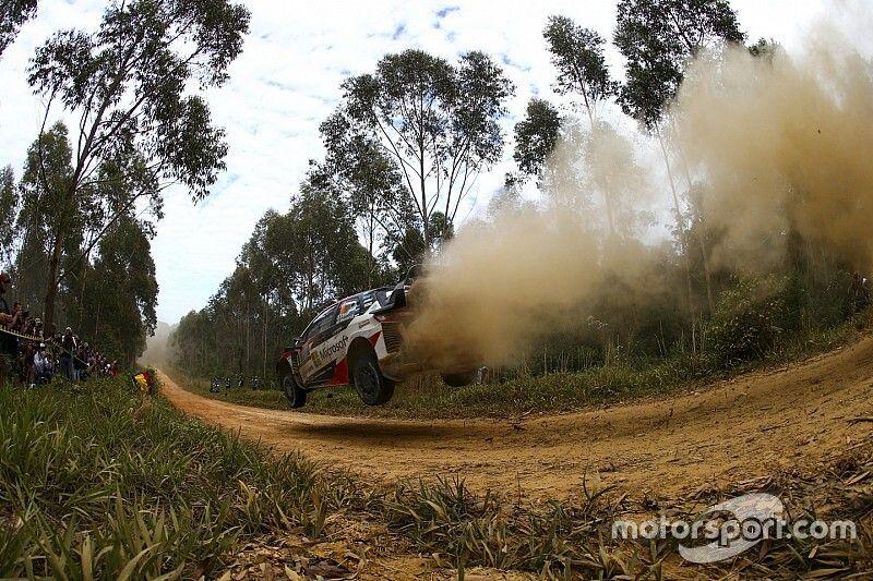 Equipos piden cancelación del Rally de Australia por incendios