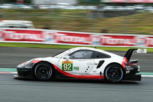 """Porsche victime des """"cadeaux de la BoP"""" à Fuji"""