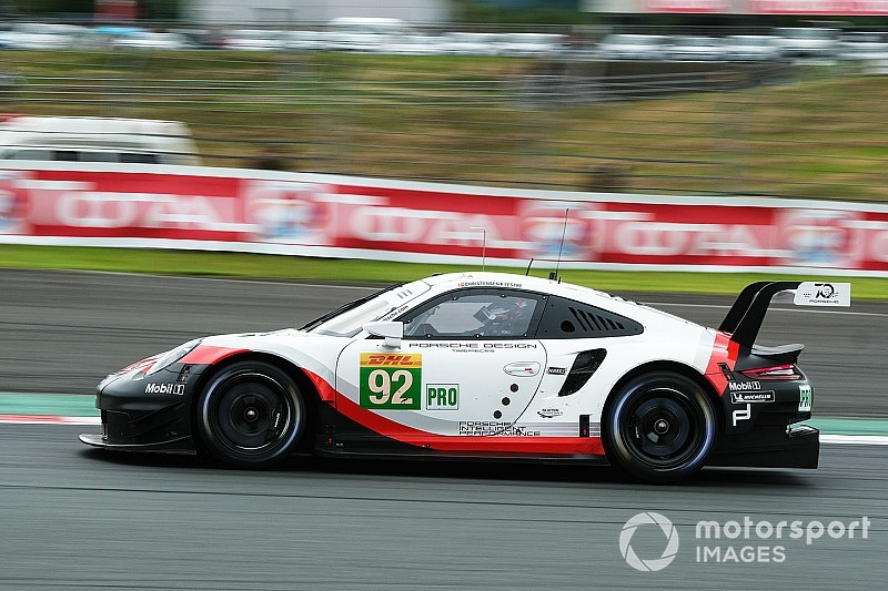 Porsche ne craint pas les départs de constructeurs