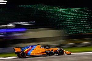 """Alonso: """"Estoy contento de haber conducido al límite otra vez"""""""