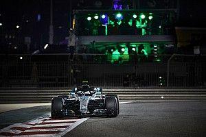 Bottas perd la première manche à Abu Dhabi