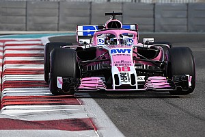 Racing Point presenteert nieuwe Formule 1-auto in Toronto
