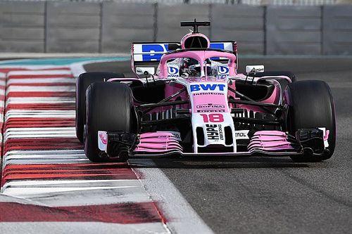 Force India-opvolger Racing Point houdt presentatie in Toronto