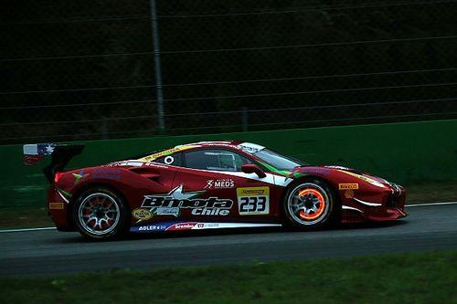 Ferrari, America, Gara 2: Hites vince, MacNeil è campione