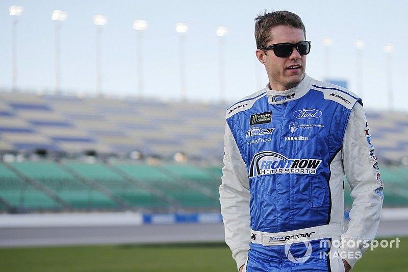 David Ragan dejará NASCAR de tiempo completo