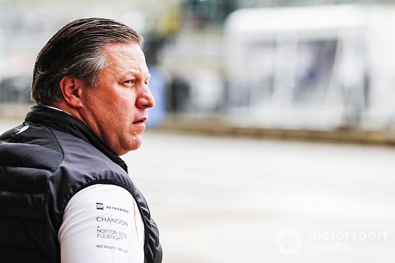 McLaren, araç güncellemelerini İspanya GP'de durdurduğu haberlerini kabul etmiyor