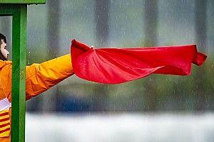 WRC, Rally del Cile, PS2: bandiera rossa esposta per ragioni di sicurezza