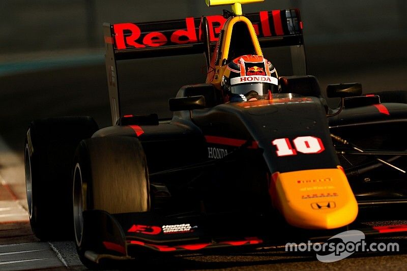 Red Bull, Honda bağlantılı 2019 sürücü programı planlarını duyurdu