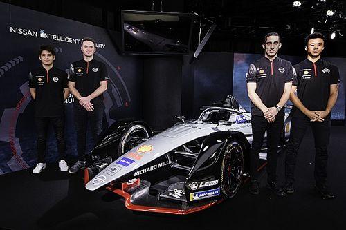 Nissan nominiert Ersatzmann für Alexander Albon in der Formel E