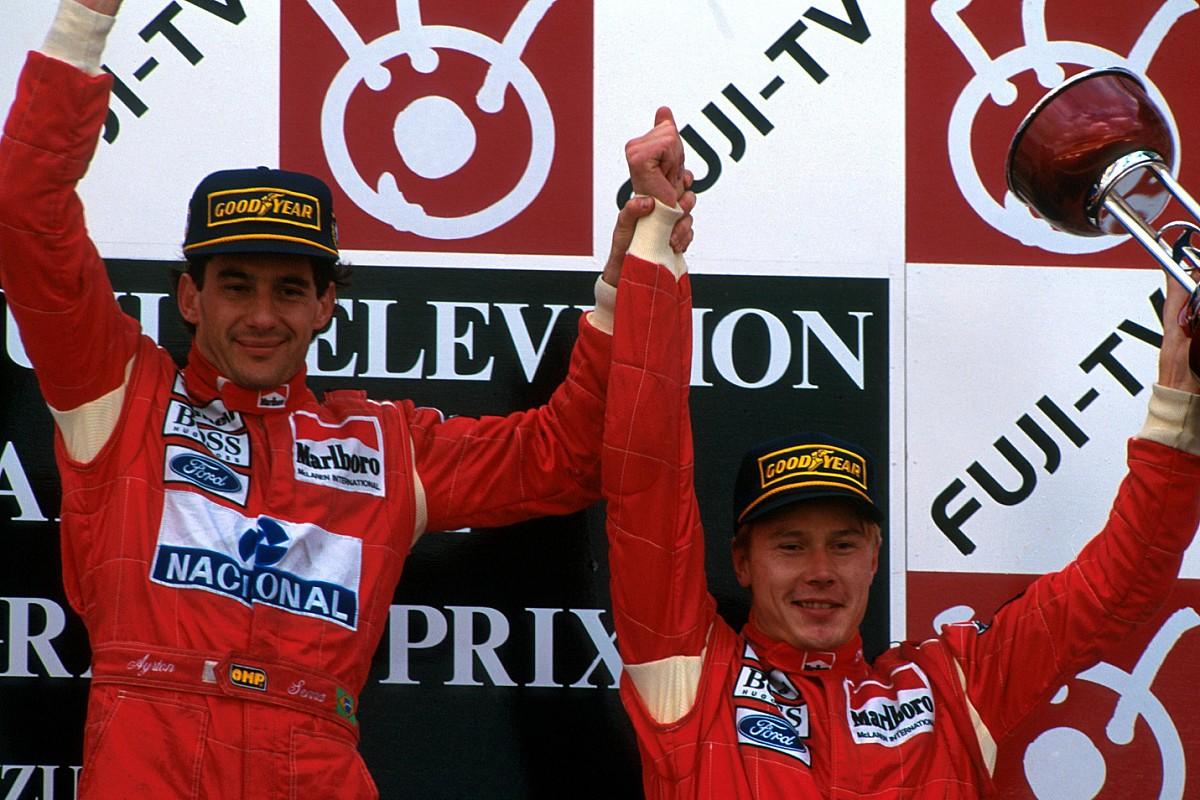 Ezért nem a Williams mellett döntött Hakkinen 1993-ban