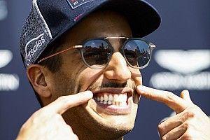 Ricciardo sem érti, hogy mi történik Vettellel