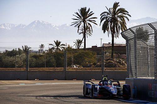 فورمولا إي: بيرد يتفوّق على فيرن بـ 0.046 ثانية لينطلق أوّلًا في مراكش