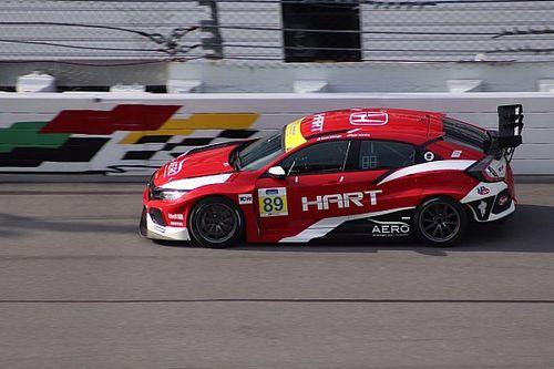 Il team HART ingaggia Eversley e Gilsinger per correre con la Honda
