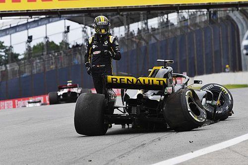 "Hulkenberg: Brazil crash result of ""small error"""