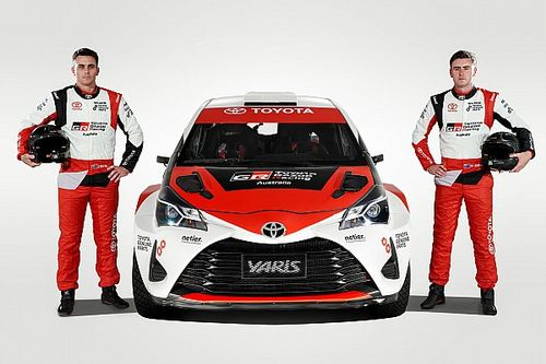 Toyota confirms Australian Rally Championship return