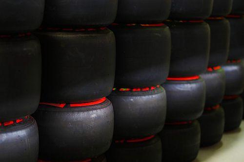 As razões da possível mudança de pneus da F1 no meio da temporada
