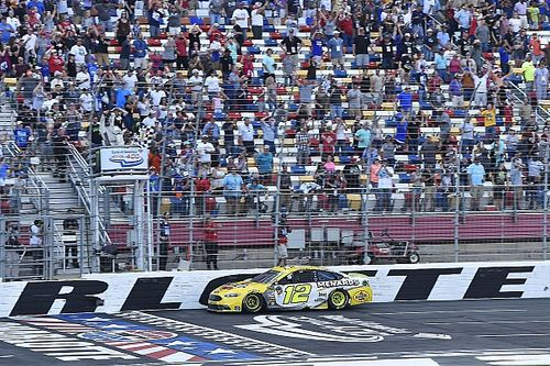 Video: Take a look back at the chaos from the Charlotte Roval