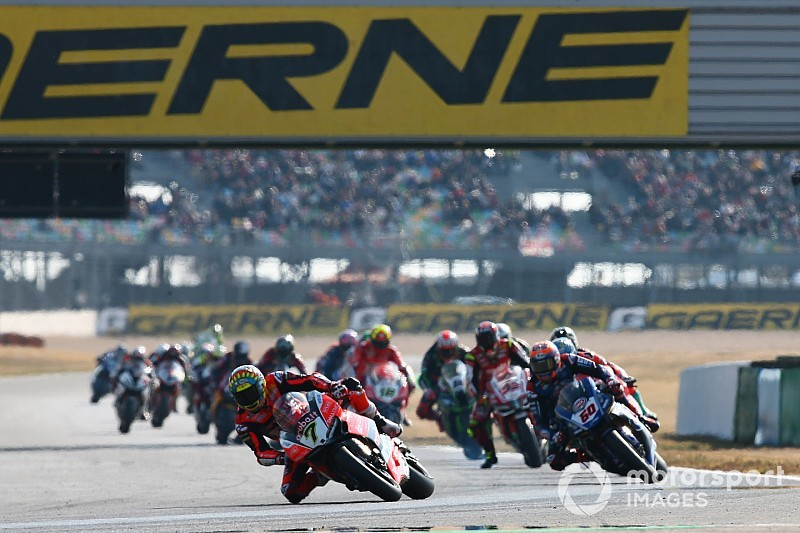 WSBK reveals details of 2019 three-race format