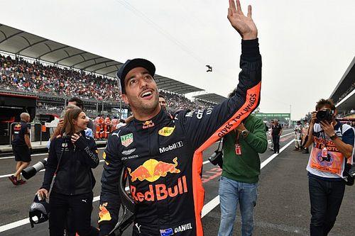 Horner nach Red-Bull-Doppelschlag: Ricciardo hat besseren Job gemacht