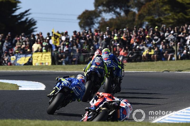MotoGP voegt bandentest toe aan schema GP Australië