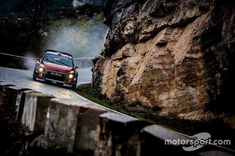 Diaporama - La victoire de Loeb, Elena et Citroën en images