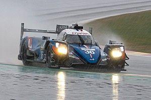 Видео: зрелищная авария спортпрототипа на гонке WEC в Спа