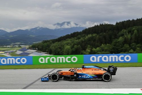 F1 Grand Prix van Oostenrijk: Beste foto's van vrijdag