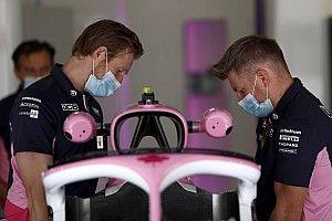 Las primeras fotos de la F1 2020 en Austria