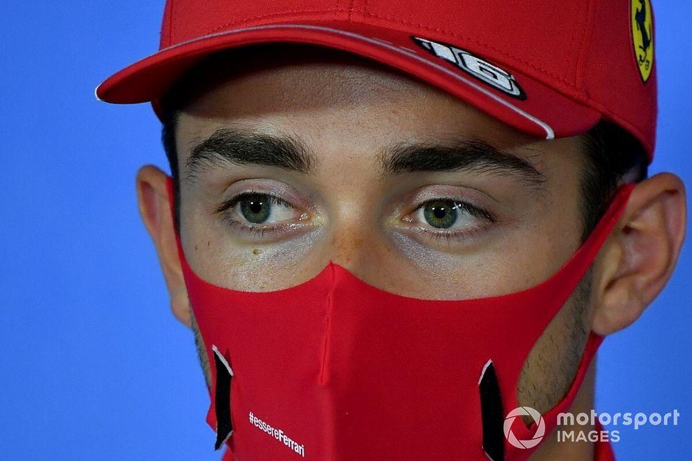 Leclerc: Ferrari tendrá un año más difícil que 2019