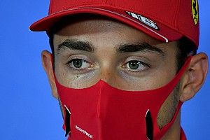 Leclerc, Ferrari'nin 2019'a göre daha çok zorlanacağından emin