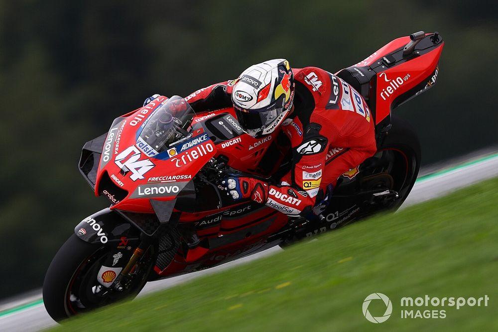 """Stoner: """"Ducati no se puede dar el lujo perder a Dovizioso"""""""