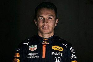 Albon nagyon komolyan veszi a munkáját - a thai vissza akar térni az F1-be