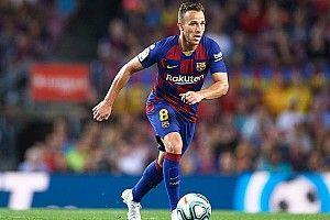 Arthur, do Barcelona, se junta a craques de Real e Manchester City para desafiar pilotos da F1 no GP Virtual da Espanha