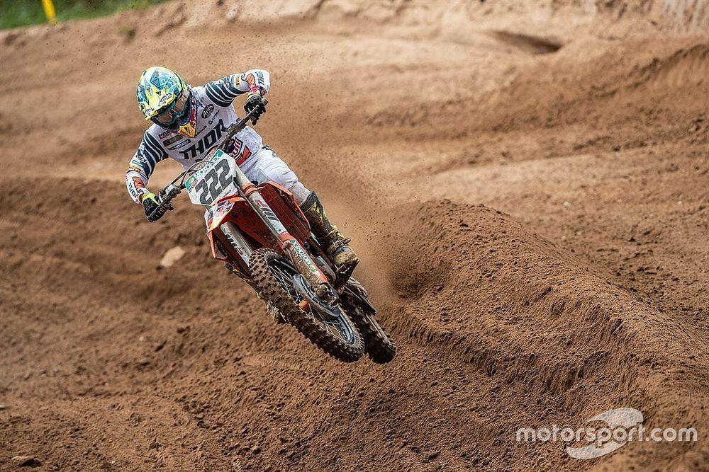 Tony Cairoli ritrova la vittoria dopo 15 mesi nel GP di Riga