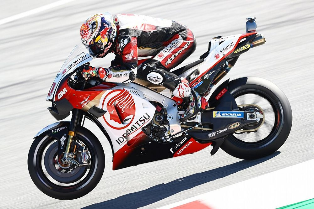 MotoGPスティリアFP2:中上貴晶、期待高まる2番手タイム! エスパルガロ弟トップ