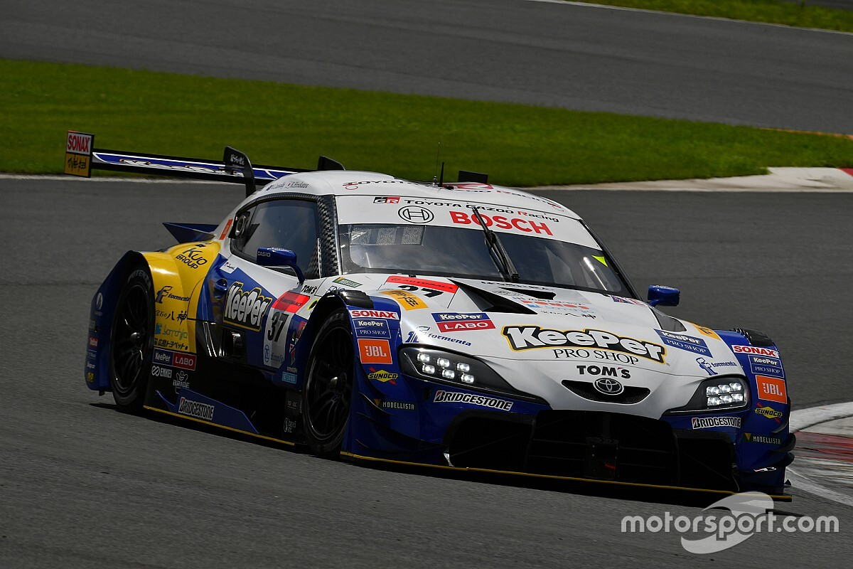 Fuji Super GT: Cassidy, Hirakawa win on Supra debut