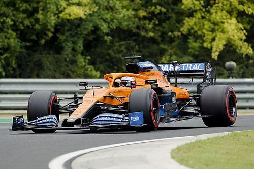 Sainz échappe à une pénalité sur la grille au GP de Hongrie