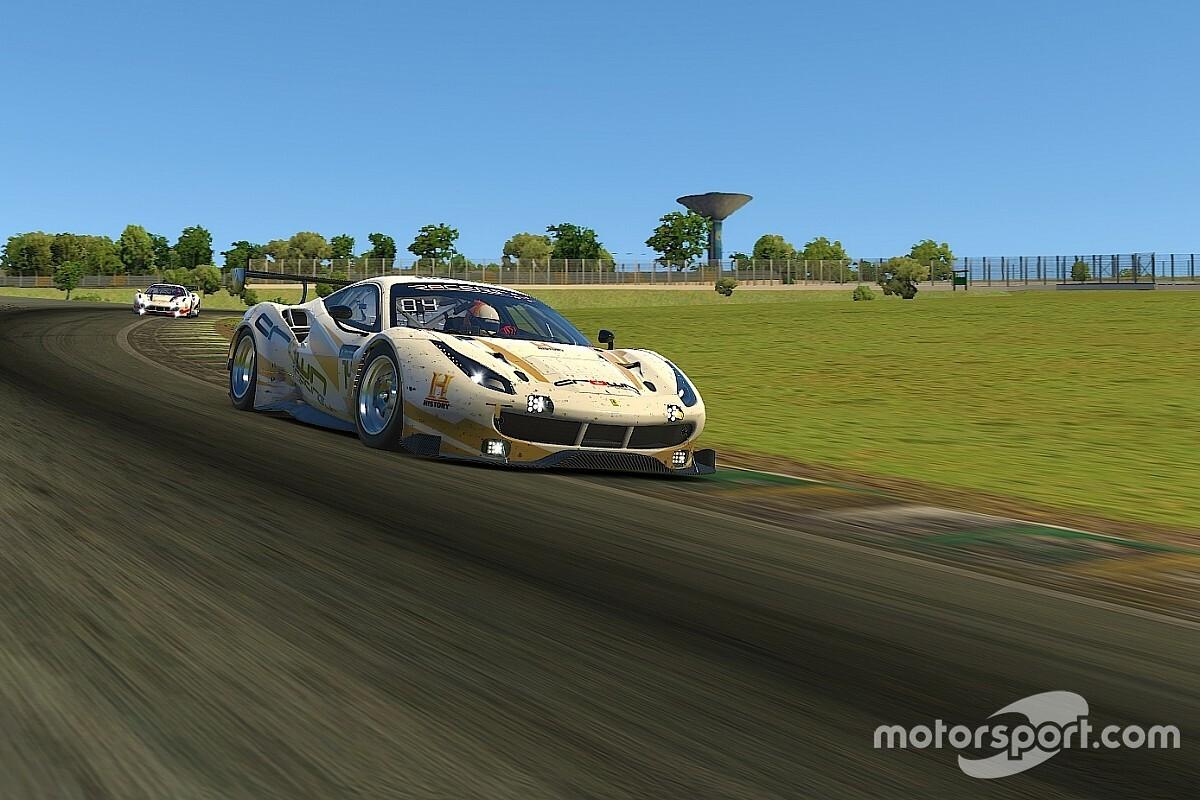 Piloto Shell, Erick Goldner é quarto em abertura da seletiva da Crown Racing