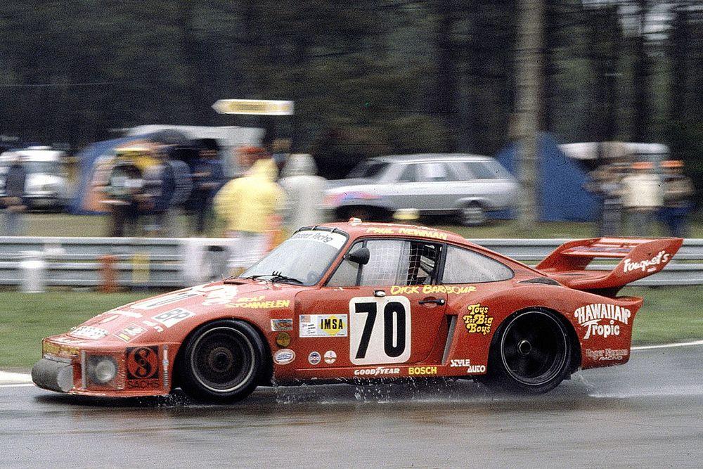 Comment une réparation de fortune a empêché Paul Newman de gagner au Mans